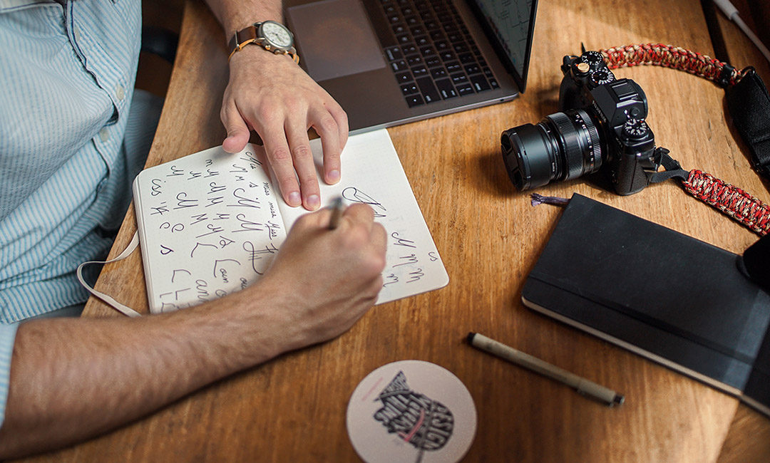 How to create a personal logo without burning a hole in your pocket